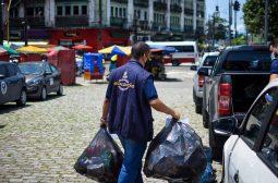 Mais de 1.200 produtos falsificados são apreendidos durante operação Fake Toy, da Polícia Civil, Procon-AM e Ipem-AM